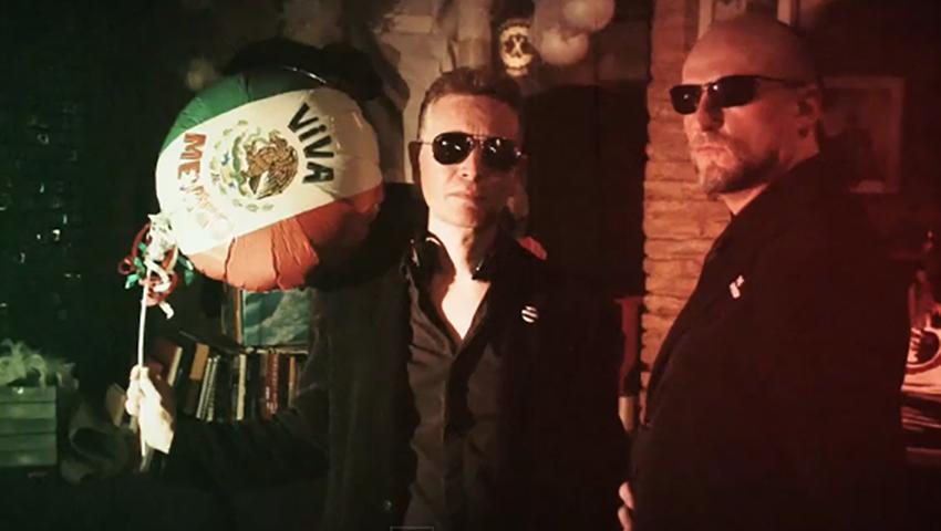 """""""PARTY MEX"""", DE NIÑOS DEL BRASIL"""